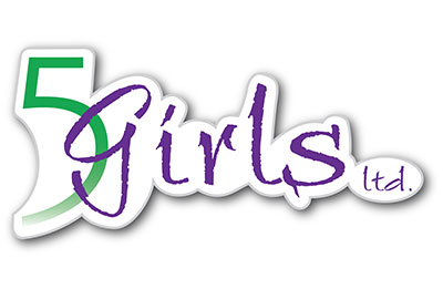 5GirlsLogoGreenPurple_ltd