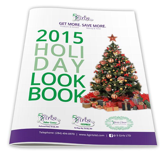 5 Girls ltd - 2015 Holiday Look Book