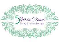 5 Girls' Closet logo