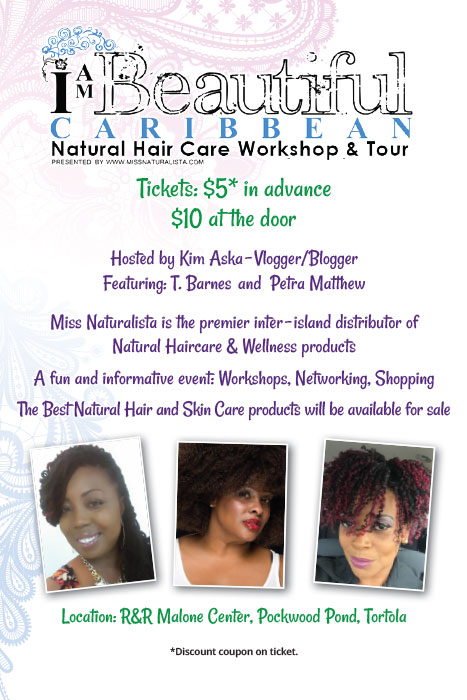 Natural Hair Expo 2015 5 Girls Closet